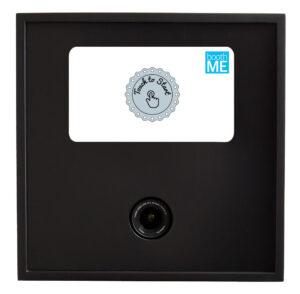 Fotobox blackbooth Front