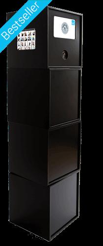 Bestseller Fotobox blackbooth in schwarz