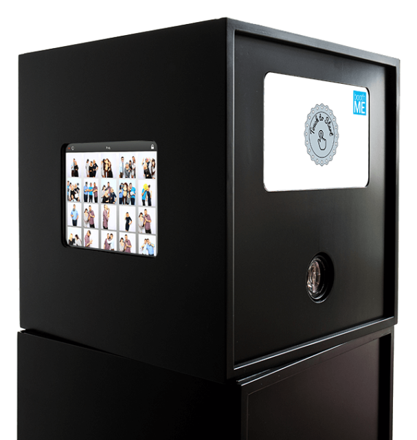 Fotobox ohne Drucker - Foto Direktdownload