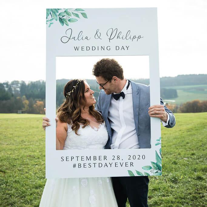 Aus diesen Gründen ist die Fotobox ein absolutes Muss für deine Hochzeit!